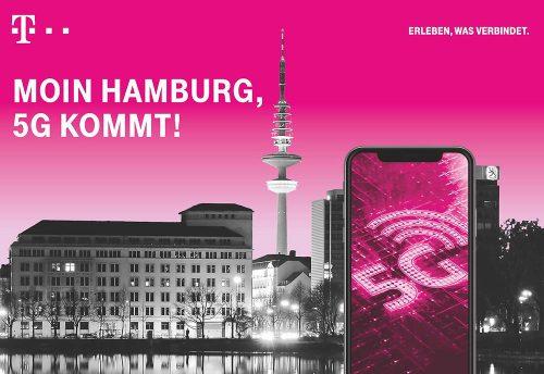 Telekom 5g Hamburg