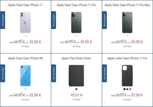 Telekom Apple Zubehoer Angebot