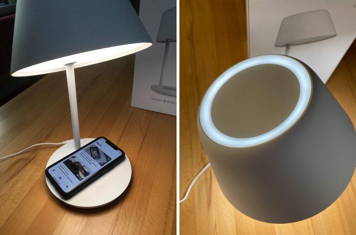 Yeelight Led Table Lamp Pro Leuchtet