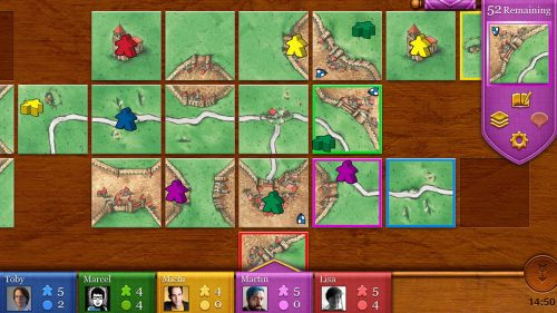 Carcassonne Spiel Ios Iphone