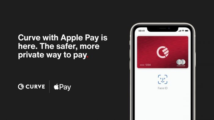 Curve Apple Pay