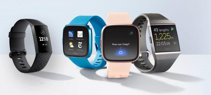 Fitbit Tracker Spo2 Messung