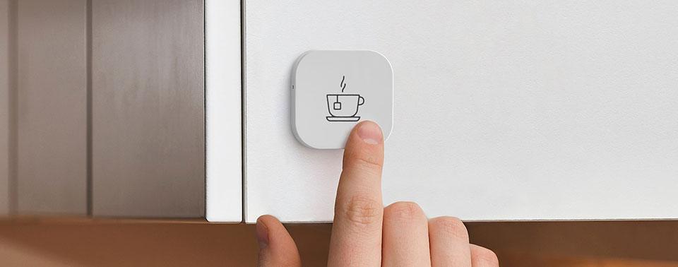 IKEA listet neuen Shortcut-Taster: Eine Szene pro Button