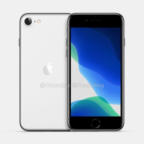 Iphone 9 Rendering