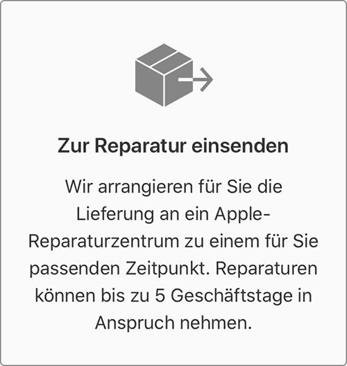 Iphone Kaputter Bildschirm Reparatur Einsenden