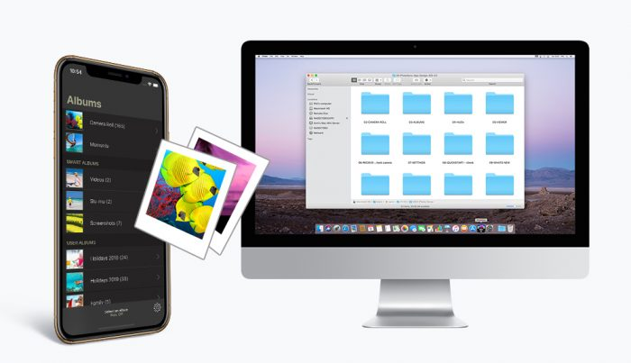 Photosync Transfer Zum Mac