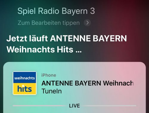 Radio Bayern Weihnachten