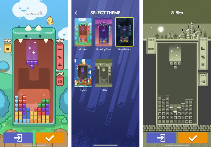 Tetris Iphone App N3twork Inc 2020