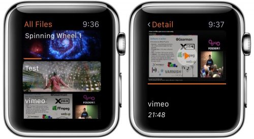 Vlc Apple Watch
