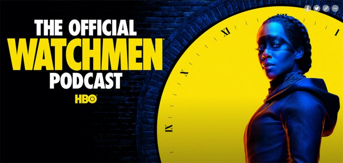 Watchmen Podcast Hbo