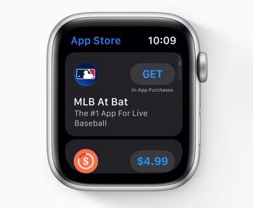 Apple Watch In App Kauf