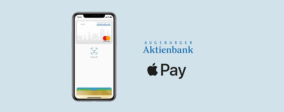 Apple Pay: Augsburger Aktienbank erweitert Partnerbanken