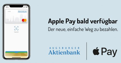 Augsburger Apple Pay