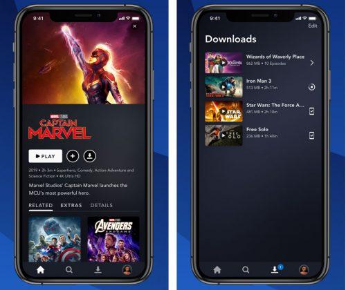 Disney Plus Iphone App