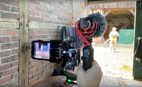 Iphone Als Filmkamera