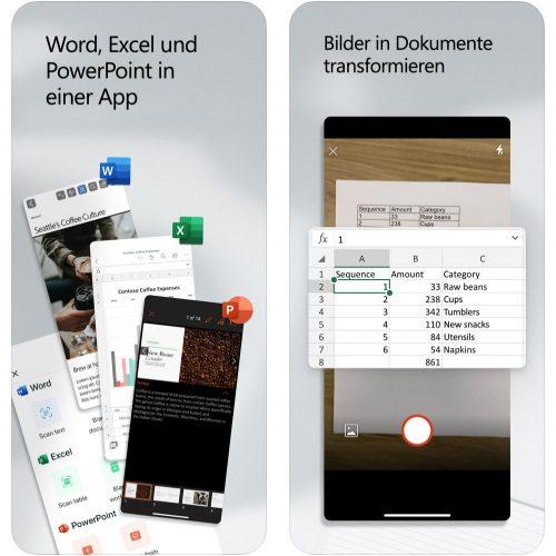 Microsoft Office App Iphone