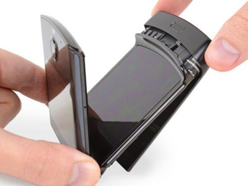 Motorola Razr 2020 Detail