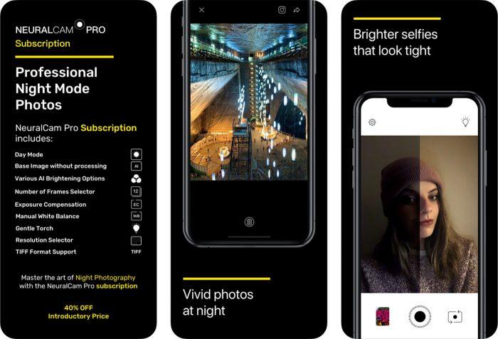 Neuralcam Iphone App