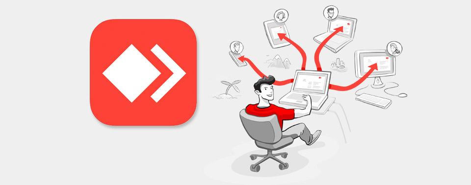 AnyDesk: Mac und Windows-Rechner mit iPhone und iPad steuern