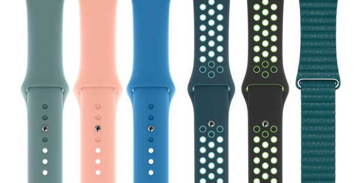 Apple Watch Armbaender Neu Fruehling 2020