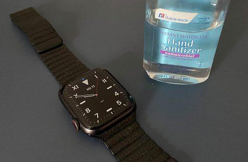 Apple Watch Desinfizieren