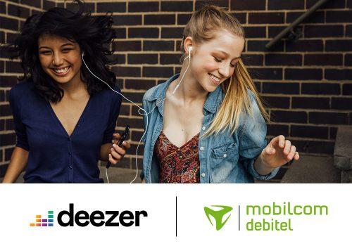 Deezer Und Mobilcom Debitel