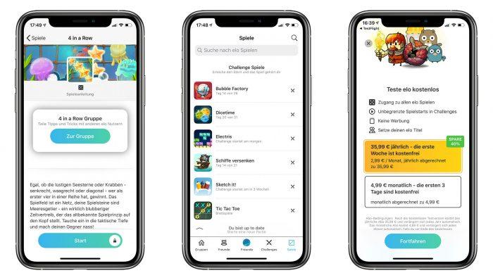 Elo Beta App