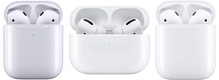 Airpods Modelle 2020