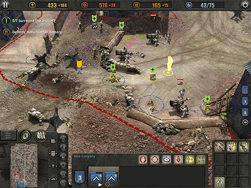 Company Of Heroes Gameplaysmall