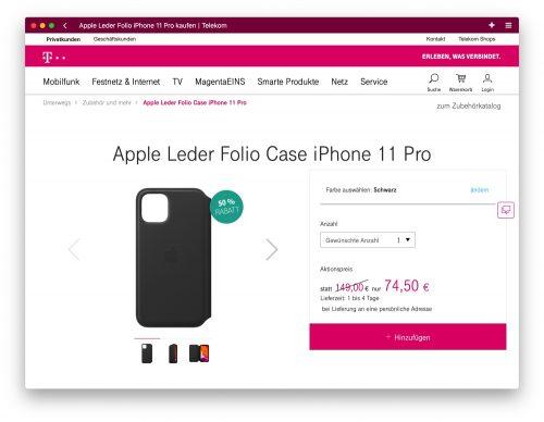 Folio Telekom Small