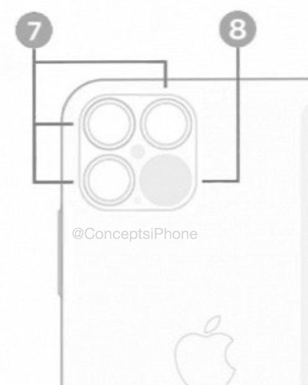 Iphone 12 Pro Mit Lidar Sensor