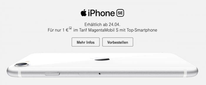 Iphone Se Bei Telekom Vorbestellen