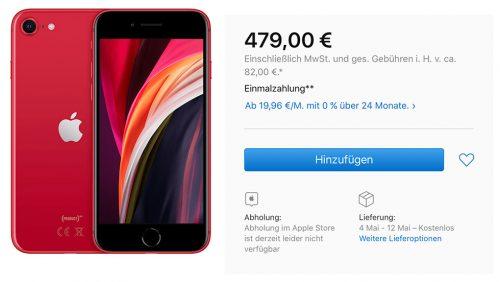 Iphone Se Bestellen