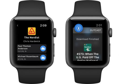 Outcast Apple Watch Small