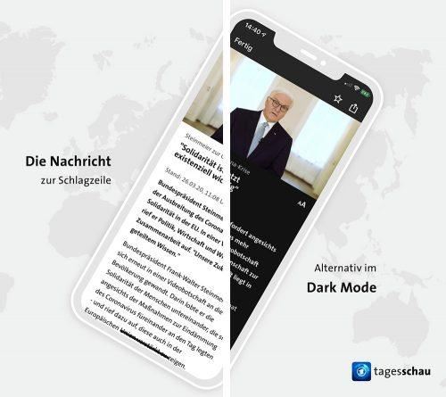 Tagesschau App Version 3