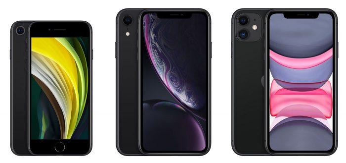Vergleich Iphone Se