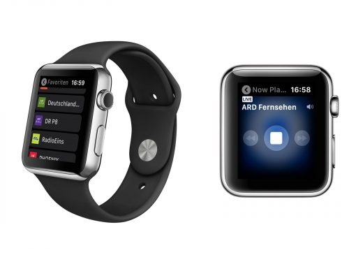 Apple Watch Broadcasts