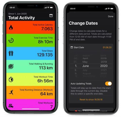 Activity Tracker 1