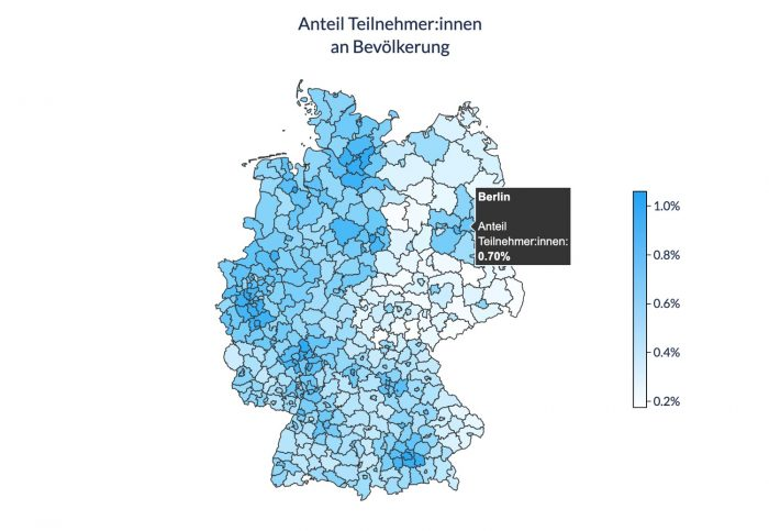 Datenspende Deutschland 1500