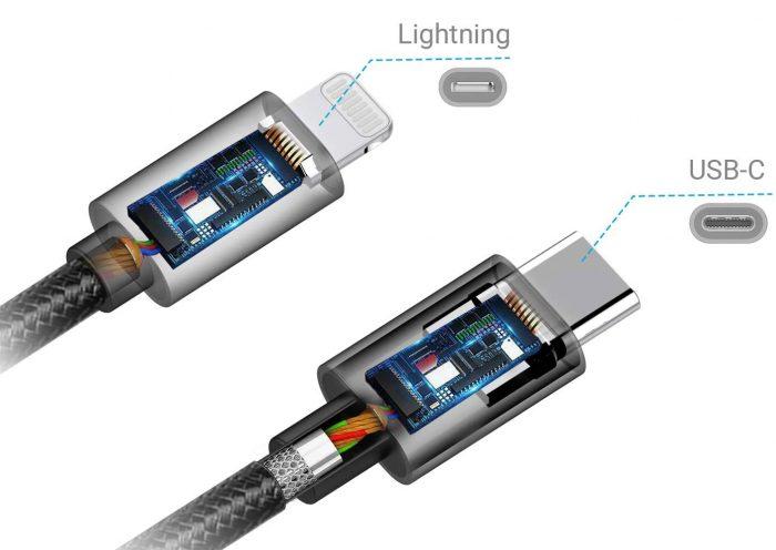 Easyacc Usb C Lightning