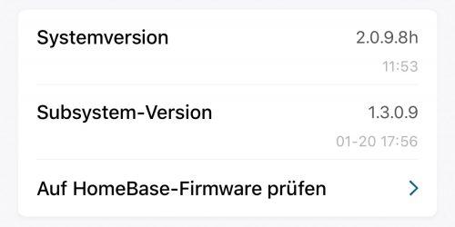Eufy Firmware Update Homekit Secure Video