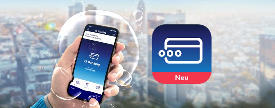 o2 Banking: Neustart mit Comdirect Bank