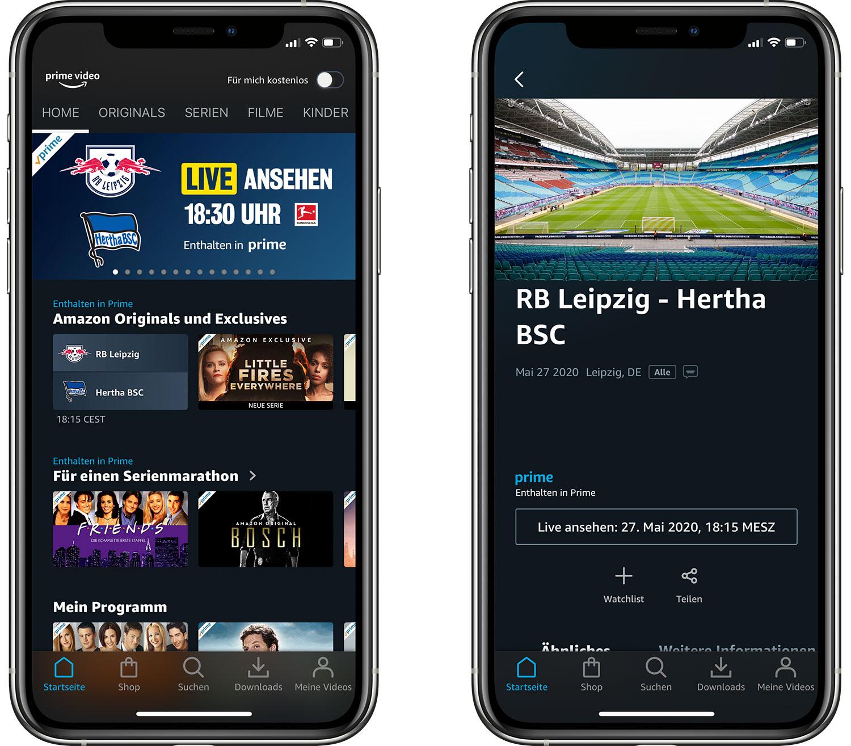 Bundesliga Stream Iphone