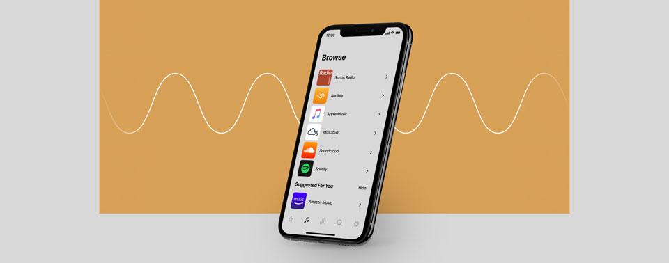 Sonos Neue App
