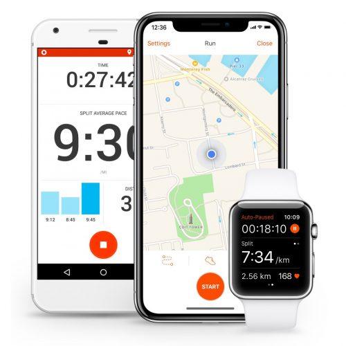 Strava Iphone Apple Watch