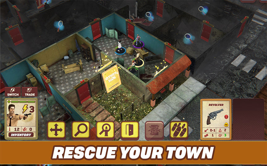 Neu im App Store: The_Otherside und Door Kickers › iphone-ticker.de