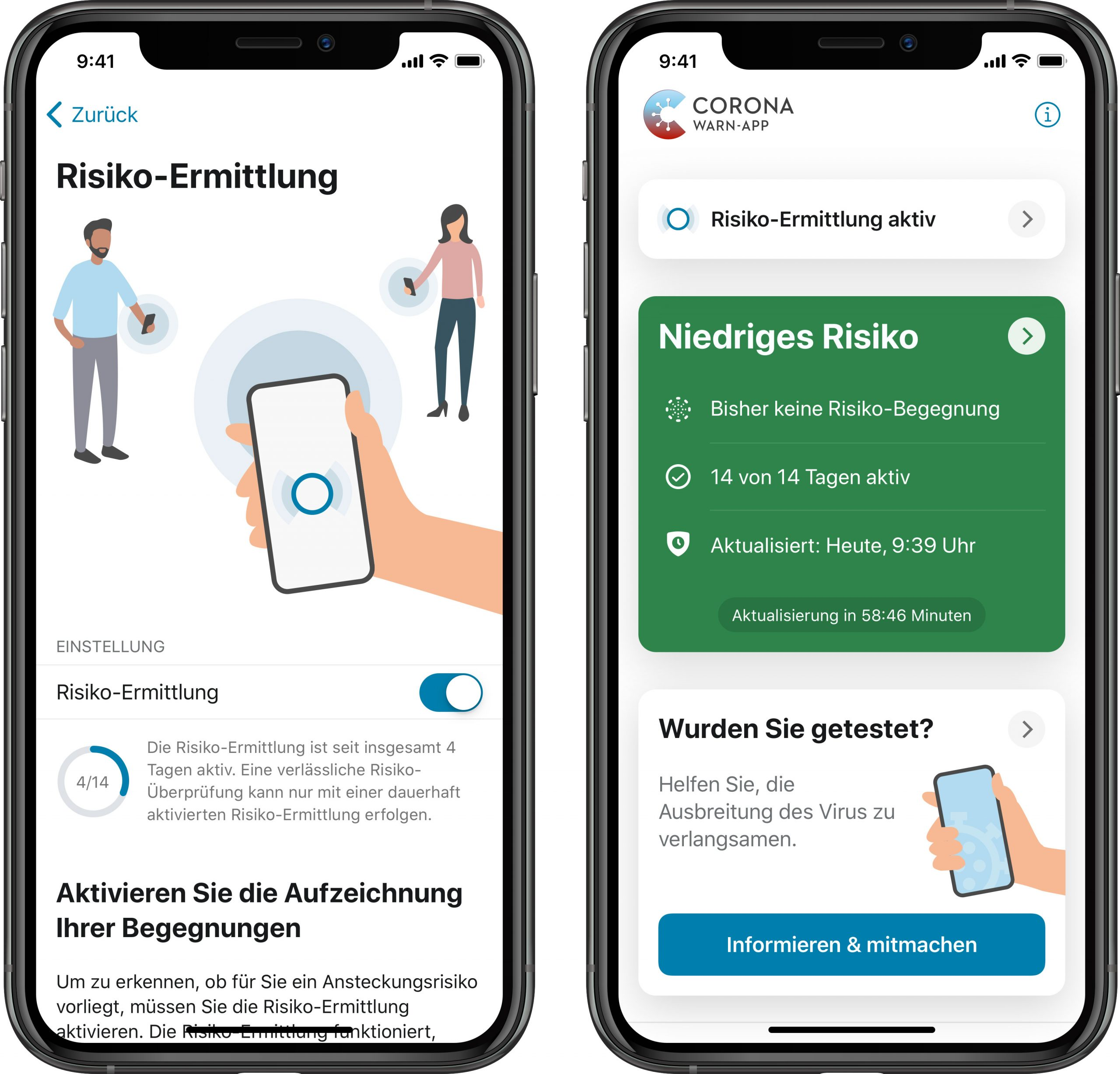 Corona Warn App Deutschland