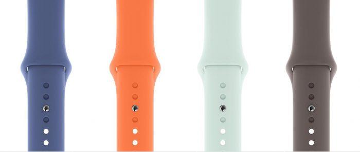 Apple Watch Armbaender Neue Farben Sommer 2020