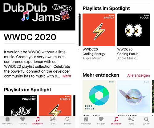 Apple Wwdc 2020 Apple Music