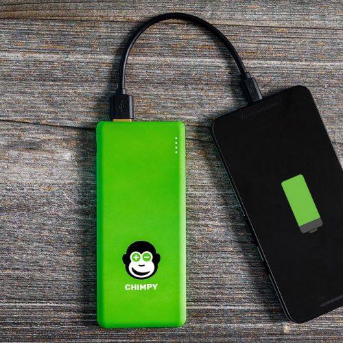 Chimpy Powerbank Iphone